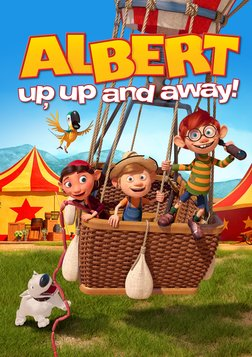 Albert – Up, Up And Away!
